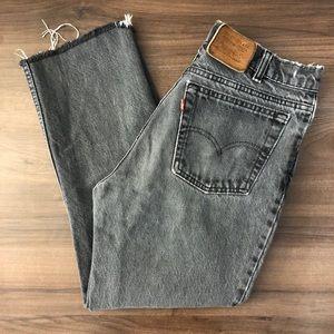 RARE Levi's 531 Leather Tag Vintage Jeans